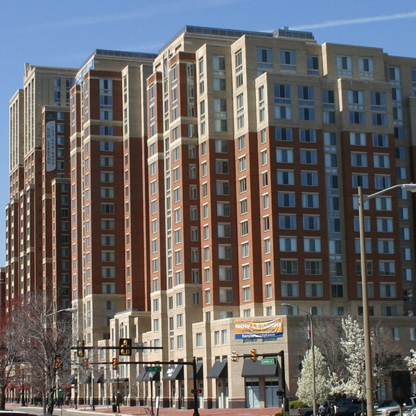 Carlyle Place Apartments: Windows, Doors, Storefronts & Metal Panels